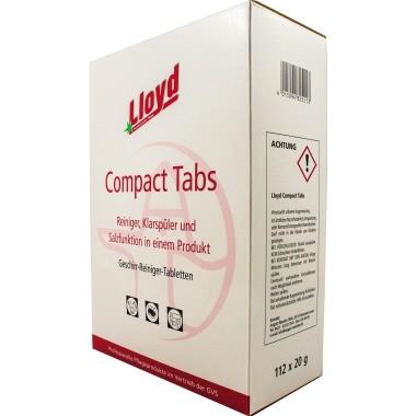 Spülmaschinentabs Lloyd 95075 112 St./Pack