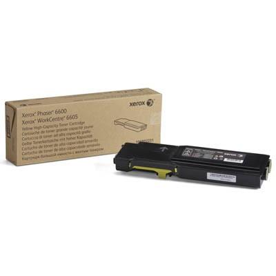 Xerox Toner 106R02231 gelb Druckleistung ca. 6.000 Seiten
