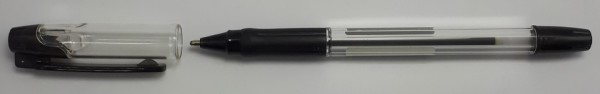 Edding Kugelschreiber BP10B schwarz **Restposten,begrenzte Menge**
