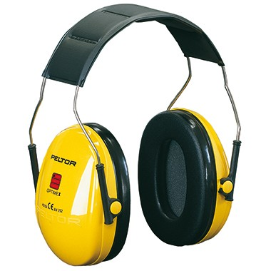 Kapselgehörschutz 3 M H510AC1 gelb max. Lärmpegelschutz: 98 dB