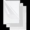 SICHTHÜLLEN A4 OBEN+SEITLICH OFFEN 110MY DOKUMENTENECHT/ANTISTATISCH/100-ER PACK