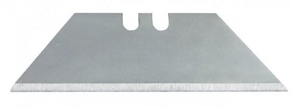 Cutter Ersatzklinge 19x61mm (BxL) Wedo Trapez f..Cutter Wedo 78815, 10 St./Pack