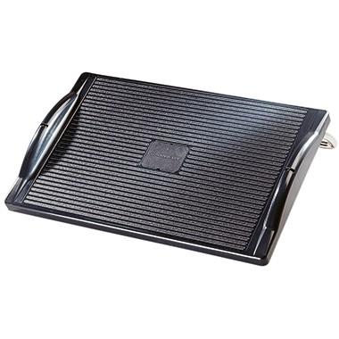 Fußstütze Soennecken Swing schwarz Maße: 43 x 30 cm (B x T)