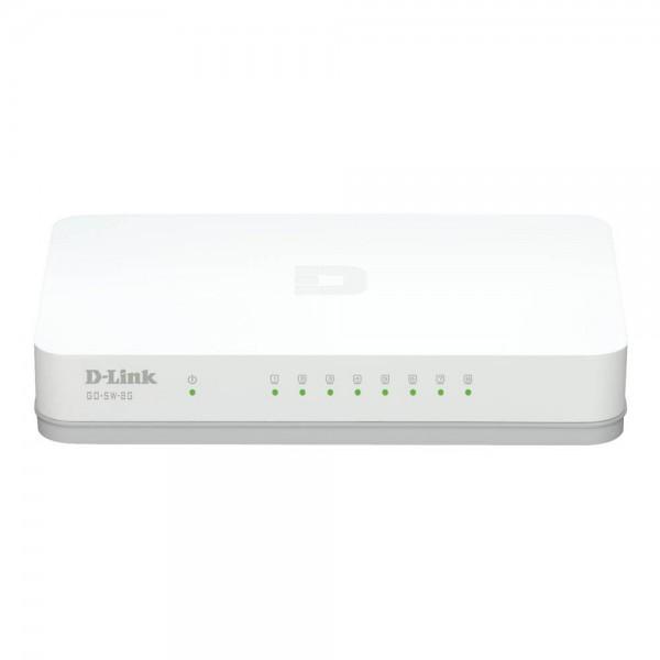 D-Link Switch, 8 fach