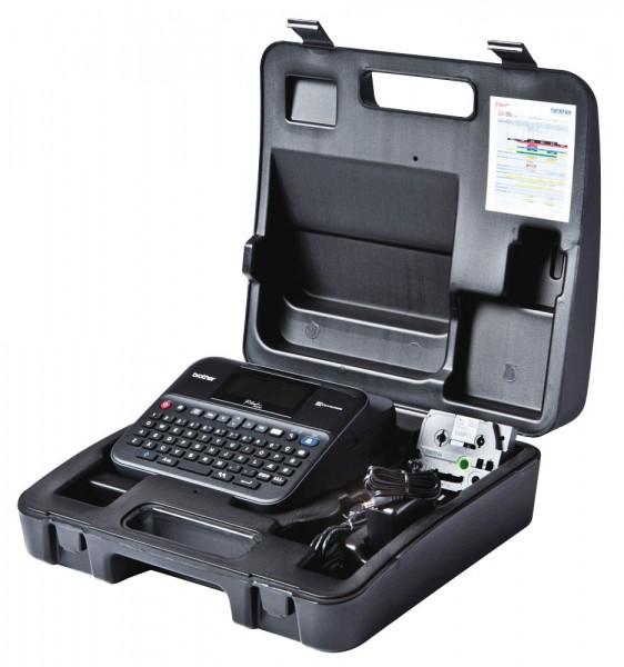 P-touch Beschriftungsgerät D600VP