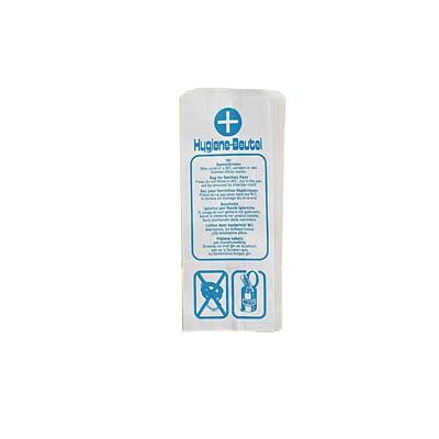 Hygienebeutel Papier 11x29 cm (B x L) 100 St./Pack naturweiß