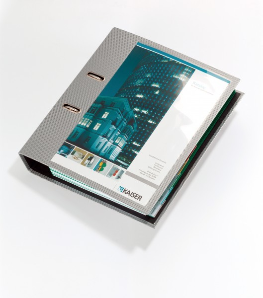 Selbstklebetasche A4 Pocketfix oben offen transparent , 25 St./Pack
