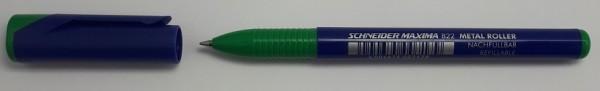 Tintenkugelschreiber MAXIMA 822 0.5mm grün **Restposten,begrenzte Menge**