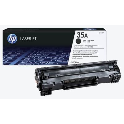 HP Toner 35A schwarz CB435A Druckseiten: ca. 1.500 Seiten