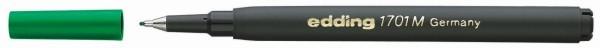 Edding 1701 Mine M 0,5mm grün **Restposten, begrenzte Menge**