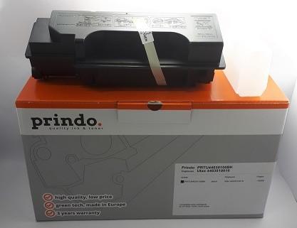 Lasertoner für Utax LP3035 4403510010 schwarz 15.000 Seiten / prindo