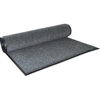 Schmutzfangmatte Miltex Olefin122x183cm (BxT) grau saugfähig