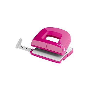 Locher E216 NOVUS 025-0583 pink mit Anschlagschiene