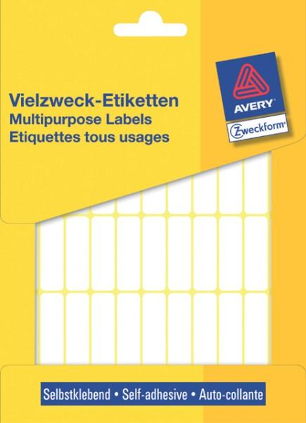 ETIKETTEN 32X10MM WEISS 1144-ER PACK